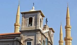 eglise minaret